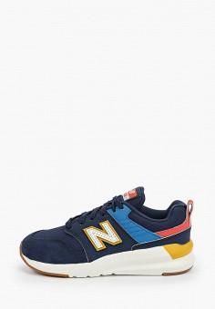 Кроссовки, New Balance, цвет: синий. Артикул: NE007ABHOFZ8.