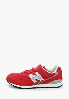 Кроссовки, New Balance, цвет: красный. Артикул: NE007ABHOGB9.