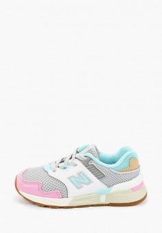 Кроссовки, New Balance, цвет: серый. Артикул: NE007AGHOEI0.