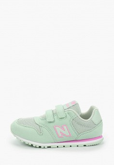 Кроссовки, New Balance, цвет: бирюзовый. Артикул: NE007AGHOEI6.