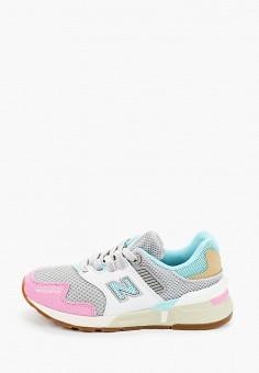 Кроссовки, New Balance, цвет: серый. Артикул: NE007AGHOFZ1.