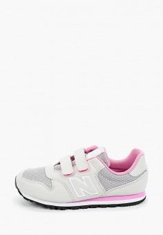 Кроссовки, New Balance, цвет: серый. Артикул: NE007AGHOGA7.