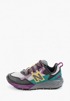 Кроссовки, New Balance, цвет: серый. Артикул: NE007AKHOFZ0.