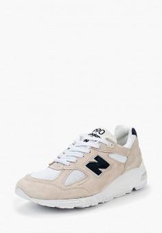 Кроссовки, New Balance, цвет: бежевый. Артикул: NE007AMBZJU1.