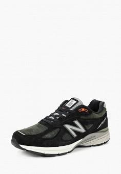 Кроссовки, New Balance, цвет: черный. Артикул: NE007AMBZPI9.