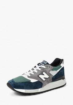 Кроссовки, New Balance, цвет: мультиколор. Артикул: NE007AMBZPJ2.