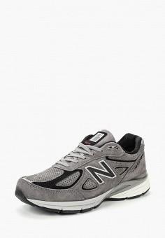 Кроссовки, New Balance, цвет: серый. Артикул: NE007AMBZUY5.