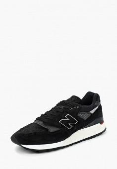 Кроссовки, New Balance, цвет: черный. Артикул: NE007AMCWCP0.