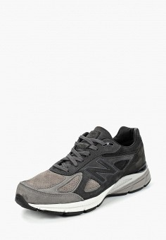Кроссовки, New Balance, цвет: серый. Артикул: NE007AMCWCS5.
