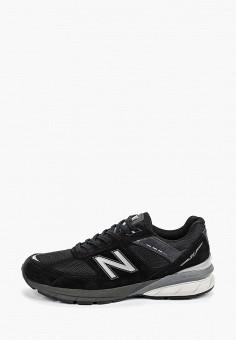 Кроссовки, New Balance, цвет: черный. Артикул: NE007AMEYZN6.