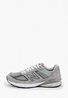 Кроссовки, New Balance, цвет: серый. Артикул: NE007AMEYZN7.