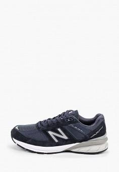 Кроссовки, New Balance, цвет: синий. Артикул: NE007AMEYZN8.