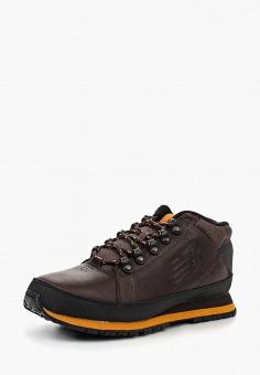 Кроссовки, New Balance, цвет: коричневый. Артикул: NE007AMGIY69.