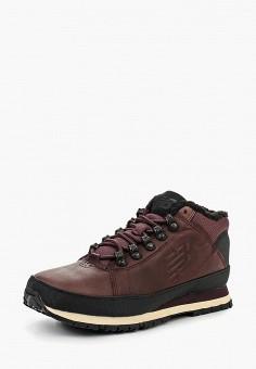 Кроссовки, New Balance, цвет: бордовый. Артикул: NE007AMGIY70. Обувь / Кроссовки и кеды