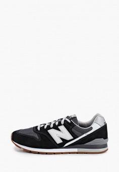 Кроссовки, New Balance, цвет: черный. Артикул: NE007AMHOLT0.