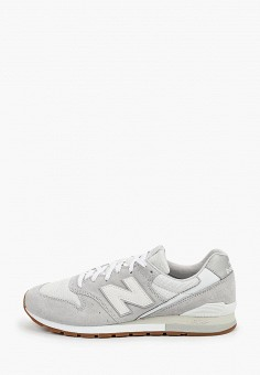 Кроссовки, New Balance, цвет: серый. Артикул: NE007AMHOLT1.