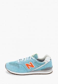 Кроссовки, New Balance, цвет: голубой. Артикул: NE007AMHOLT4.