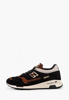 Кроссовки, New Balance, цвет: черный. Артикул: NE007AMHOLV8.