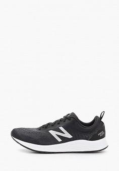 Кроссовки, New Balance, цвет: черный. Артикул: NE007AMHOLX9.
