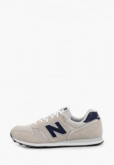 Кроссовки, New Balance, цвет: серый. Артикул: NE007AMHOLY3.