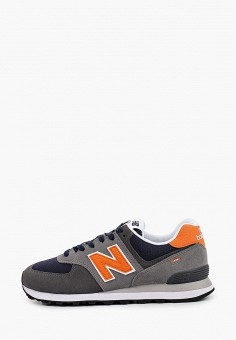 Кроссовки, New Balance, цвет: серый. Артикул: NE007AMHOLY6.