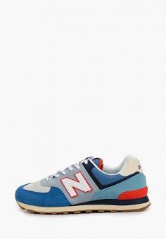 Кроссовки, New Balance, цвет: мультиколор. Артикул: NE007AMHOLZ2.