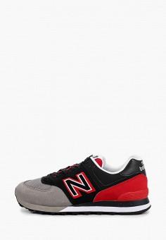Кроссовки, New Balance, цвет: мультиколор. Артикул: NE007AMHOMA6.