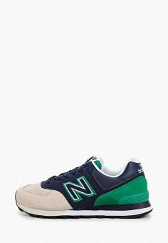 Кроссовки, New Balance, цвет: мультиколор. Артикул: NE007AMHOMA7.