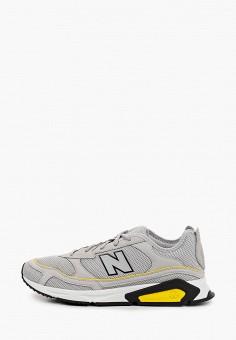 Кроссовки, New Balance, цвет: серый. Артикул: NE007AMHOQS1.
