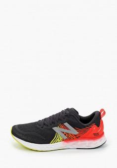 Кроссовки, New Balance, цвет: черный. Артикул: NE007AMHOQS7.