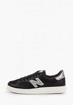 Кеды, New Balance, цвет: черный. Артикул: NE007AMHOQW9.