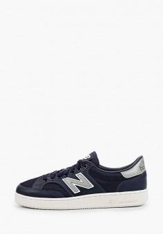 Кеды, New Balance, цвет: синий. Артикул: NE007AMHOQX0.