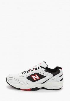 Кроссовки, New Balance, цвет: белый. Артикул: NE007AMHOQX9.