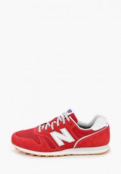 Кроссовки, New Balance, цвет: красный. Артикул: NE007AMHOYK1.