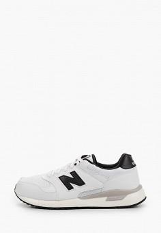 Кроссовки, New Balance, цвет: белый. Артикул: NE007AMHOYK2.