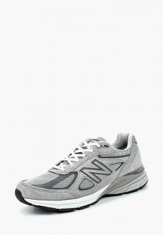 Кроссовки, New Balance, цвет: серый. Артикул: NE007AMJKW44. Обувь / Кроссовки и кеды / Кроссовки