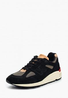 Кроссовки, New Balance, цвет: черный. Артикул: NE007AMUNW47.