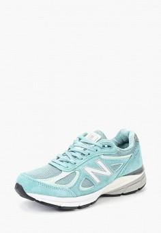 Кроссовки, New Balance, цвет: голубой. Артикул: NE007AWBZVA9.
