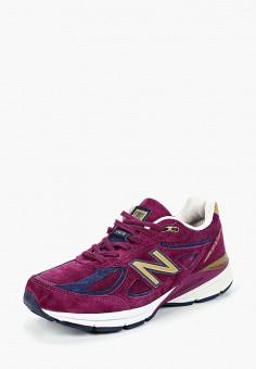 Кроссовки, New Balance, цвет: фиолетовый. Артикул: NE007AWCWCU6.