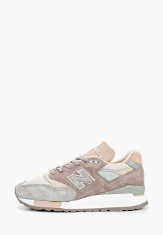 Кроссовки, New Balance, цвет: мультиколор. Артикул: NE007AWEBAU9.