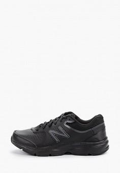 Кроссовки, New Balance, цвет: черный. Артикул: NE007AWFNQN5.