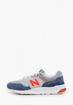 Кроссовки, New Balance, цвет: мультиколор. Артикул: NE007AWHOQZ0.
