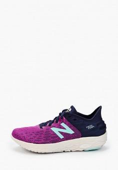 Кроссовки, New Balance, цвет: фиолетовый. Артикул: NE007AWHORA4.