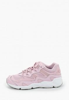 Кроссовки, New Balance, цвет: розовый. Артикул: NE007AWHORC6.
