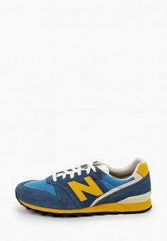 Кроссовки, New Balance, цвет: синий. Артикул: NE007AWHORC8.