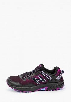 Кроссовки, New Balance, цвет: фиолетовый. Артикул: NE007AWHORE0.