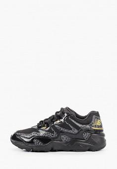 Кроссовки, New Balance, цвет: черный. Артикул: NE007AWHORG1.