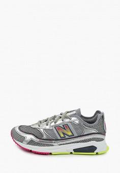 Кроссовки, New Balance, цвет: серый. Артикул: NE007AWHOYL6.