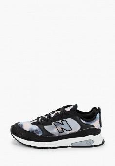 Кроссовки, New Balance, цвет: черный. Артикул: NE007AWHOYL9.