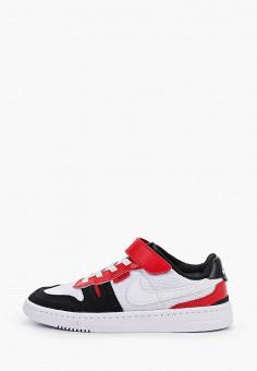 Кеды, Nike, цвет: мультиколор. Артикул: NI464ABJSNP0. Мальчикам / Обувь / Кроссовки и кеды